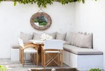 Small Terrace Decor Ideas / Inviting Small Terrace Decor Ideas