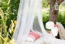 Mosquito Net Decor Ideas / Mosquito Net Decor Ideas For Outdoors