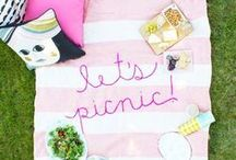 DIY Picnic Blankets To Make / Cute DIY Picnic Blankets To Make