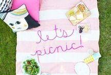 DIY Picnic Blankets To Make / Cute DIY Picnic Blankets To Make