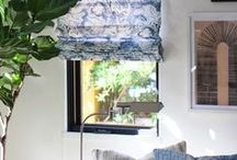 Functional DIY Roman Shades / Functional DIY Roman Shades To Avoid Excessive Light