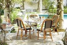 Outdoor Dining Areas In Various Styles / Adorable Outdoor Dining Areas In Various Styles
