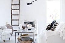 Scandinavian Living Room / Cozy Scandinavian Living Room Designs