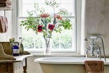 Farmhouse Bathroom Designs / Cute Farmhouse Bathroom Designs