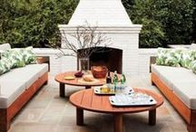 Inspiring Outdoor Fireplaces / Inspiring Outdoor Fireplaces For Your Patio Or Backyard