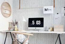 Scandinavian Home Office Designs / Scandinavian Home Office Designs That Inspire
