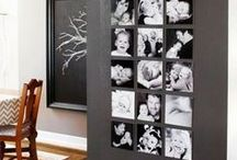 Photos On The Walls / Smart Ways To Display Your Photos On The Walls