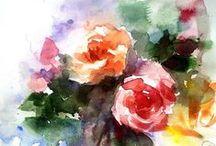 Fatemeh Noroozi  ♫ ♪ ♥●•٠·˙ ☯ / Iranian painter
