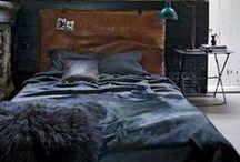 Industrial Bedroom Design / Trendy Industrial Bedroom Design Ideas