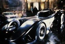Coolest movie cars / Cars in movies