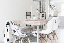 Scandinavian Dining Rooms / Scandinavian Dining Rooms And Zones Designs