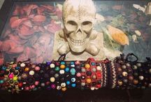 Handmade Jewelry and Biojewels / Tribal,Celtic, Aboriginal, Boho, Hippie...