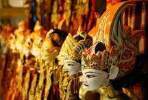 Budaya Indonesia / Indonesian culture.