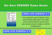 Sudoku Books / Here are the real Sudoku Game Books. Get it at http://isyaias.com