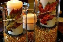 Fall & Winter Decorating  / by Penny Radney