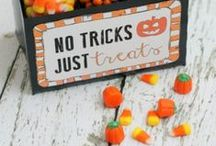 HALLOWEEN | Ideas & Supplies / Party Favors | Spooky Stuff | All Hallows Eve | Creative Costumes | Scary Fun | Event Inspiration
