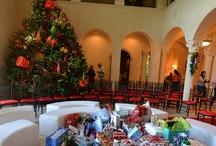 The Florida House Experience's 2012 Christmas Party / Our annual Florida House Christmas Party and the secret Santa shenanigans.