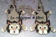 Beading - Cats ( bead pattern)