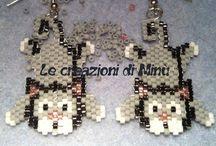 Beading - Cats ( bead pattern)