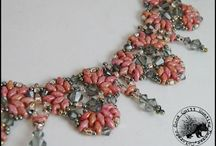 Beading -Twin, (necklace)
