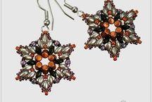 Beading - Twin( earrings)