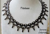 Beading - Tila (necklace, pendant)
