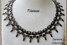 Beading - Tila (necklace, pendant)