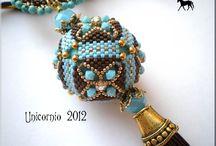 Beading - Beaded bead