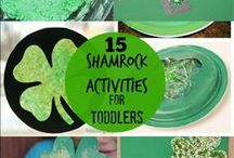 ST. PATRICK'S DAY | Supplies & Ideas / St. Patrick's Day | St. Patty's Day | Shamrock | St Pattys Day