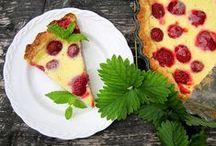 Cakes n' bakes - kakkuja ja muita herkkuja