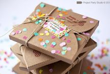 Brown Paper Packages Tied Up With String / Gift wrapping inspiration