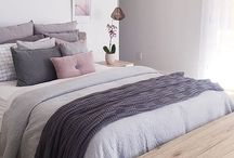 Bedroom Styling / Beautifully styled bedrooms