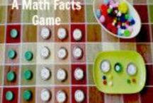 Math / Engaging lessons and activities to teach math to children from preschool to elementary school all the way to high school. Learning math can be fun!