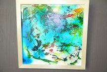 Michas Kunstwerke / Meine Mann und seine Kreativität;-)