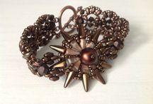 My work - bracelets
