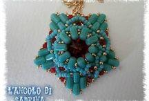 Beading - Rulla beads