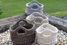 Vamos a tejer con Trapillo / #trapillo #trapilho #tshirtyarn #crochet #crochetxxl #ganchillo #ganchilloxxl #handmade #handkniited
