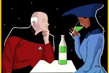 The Drinks of Star Trek / Alcohol in the 24th Century