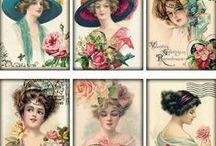 Etiketler & Posta kartları