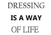 Fashion / Things I love