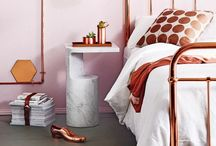 Copper / Gorgeous copper pieces for the home