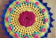 My motif designs / Copyrights & designs by Wendy Van Craen - Little Wendy crochet // All rights reserved // littlewendycrochet.blogspot.com