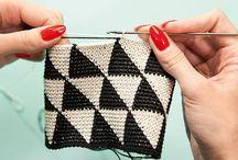 Tapestry a crochet
