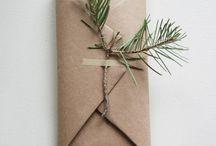 Minimal Christmas / Minimal Christmas Decor