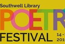 Southwell Library Poetry Festival 2016 / Southwell Library Poetry Festival 14-17 July 2016 with headliners Lemn Sissay MBE, Daljit Nagra, Kate Fox and more.... www.nottinghamshire.gov.uk/culture-leisure/libraries/southwell-library-poetry-festival