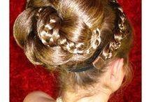 Easy Hair Buns/ Chignon Solutions