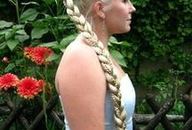 Braid Hair Extensions / Custom color braid hair extensions by Magic Tribal Hair and some more braid inspirations! Get all our hair pieces at www.magic-tribal-hair.com, we deliver worldwide!