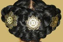 Steampunk & Neo-Victorian Hair