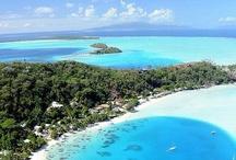 Destinos / Como dá pra perceber, meus destinos preferidos são as praias!