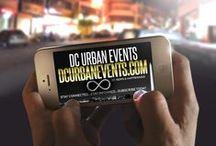 DC Urban Events @ DCUrbanEvents.com / Urban Events for DC Professionals
